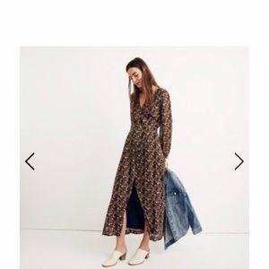 Madewell Dresses - ***must sell*** Madewell Maxi dress